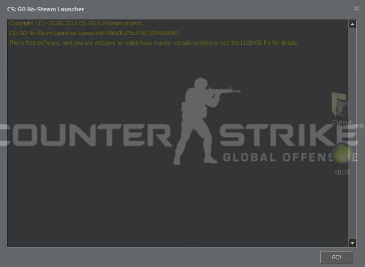 Полностью рабочий кряк для игры Counter-Strike Global Offensive.