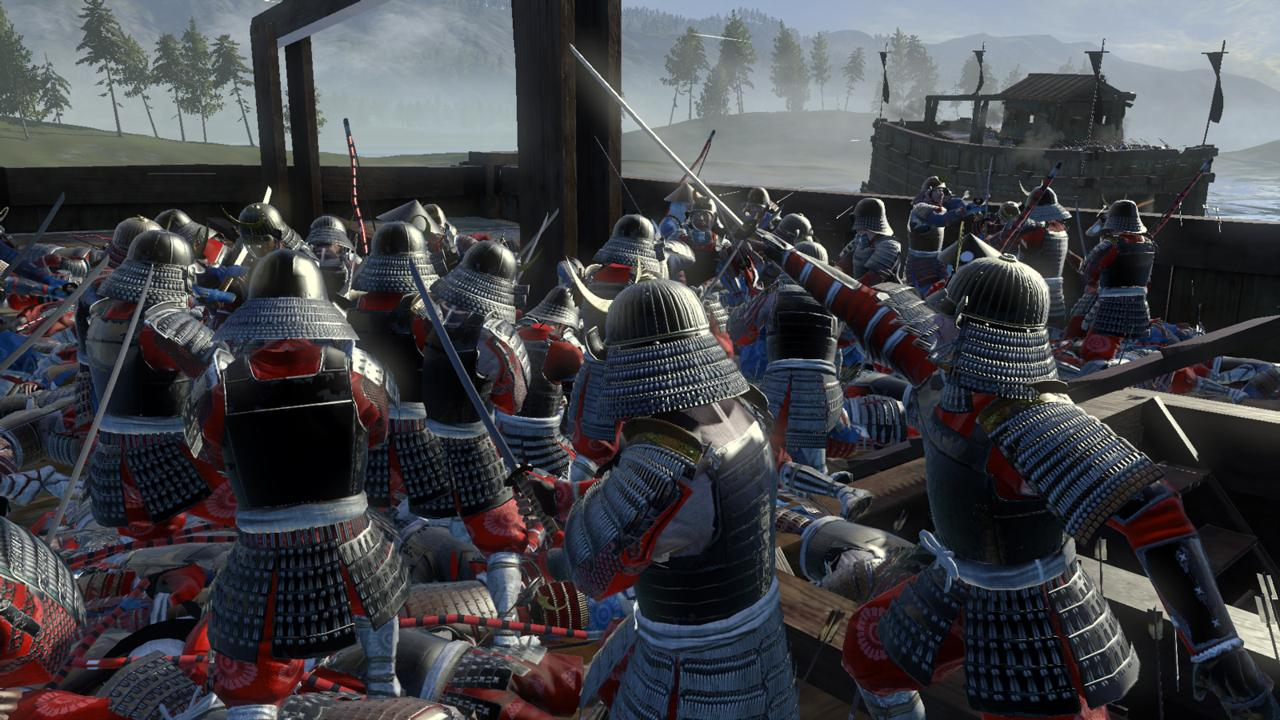 Total War Shogun 2 Crack