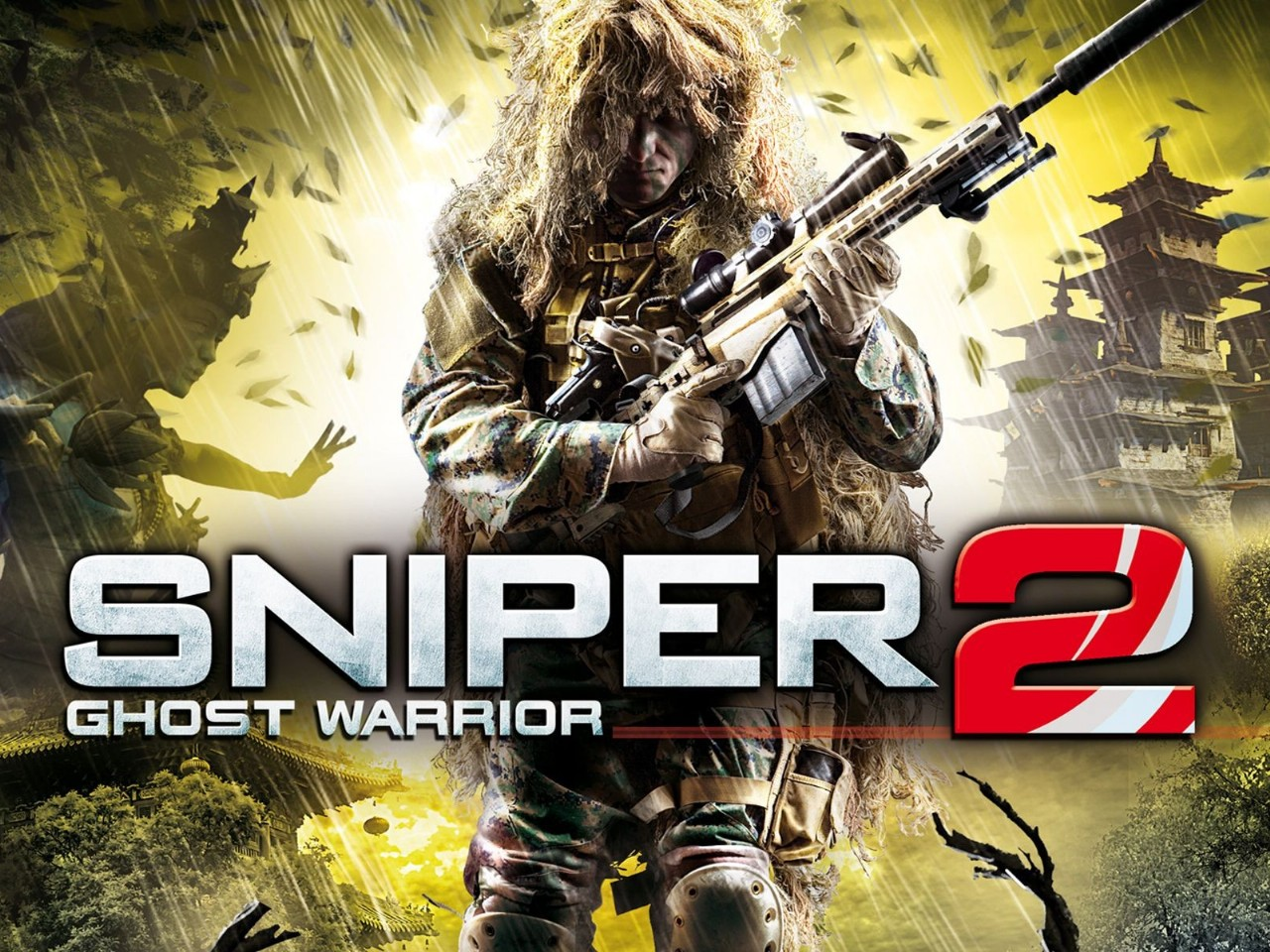 Sniper: Ghost Warrior 2 Crack