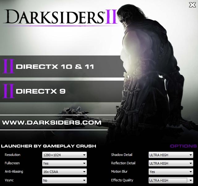 Кряк для Darksiders 2, Darksiders 2 Сrack - Кряки, Keygen - Каталог