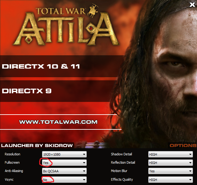 Total War: Attila Crack