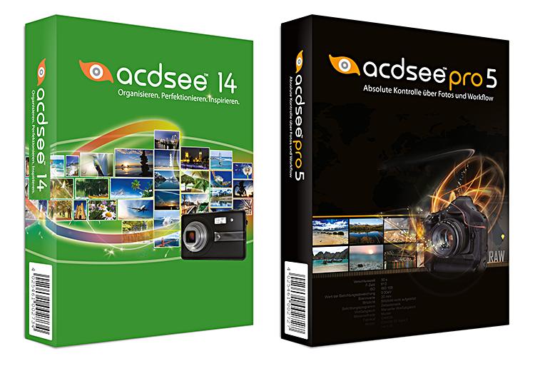 ACDsee 14, Pro 5 crack + keygen