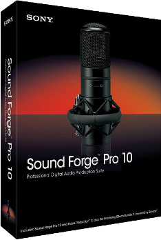 Sound Forge 10 keygen