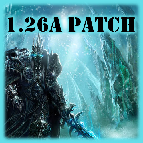 Патч для игры Warcraft III. Patch Patch 1.26a (Warcraft III