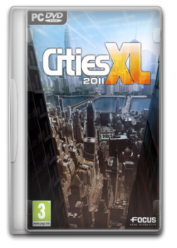 Кряк для Сities XL 2012